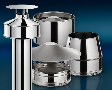 STAINLESS STEEL CHIMNEYS