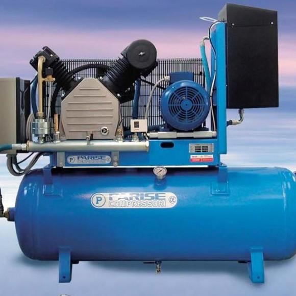 High-Pressure-Compressor